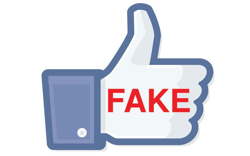 fake like